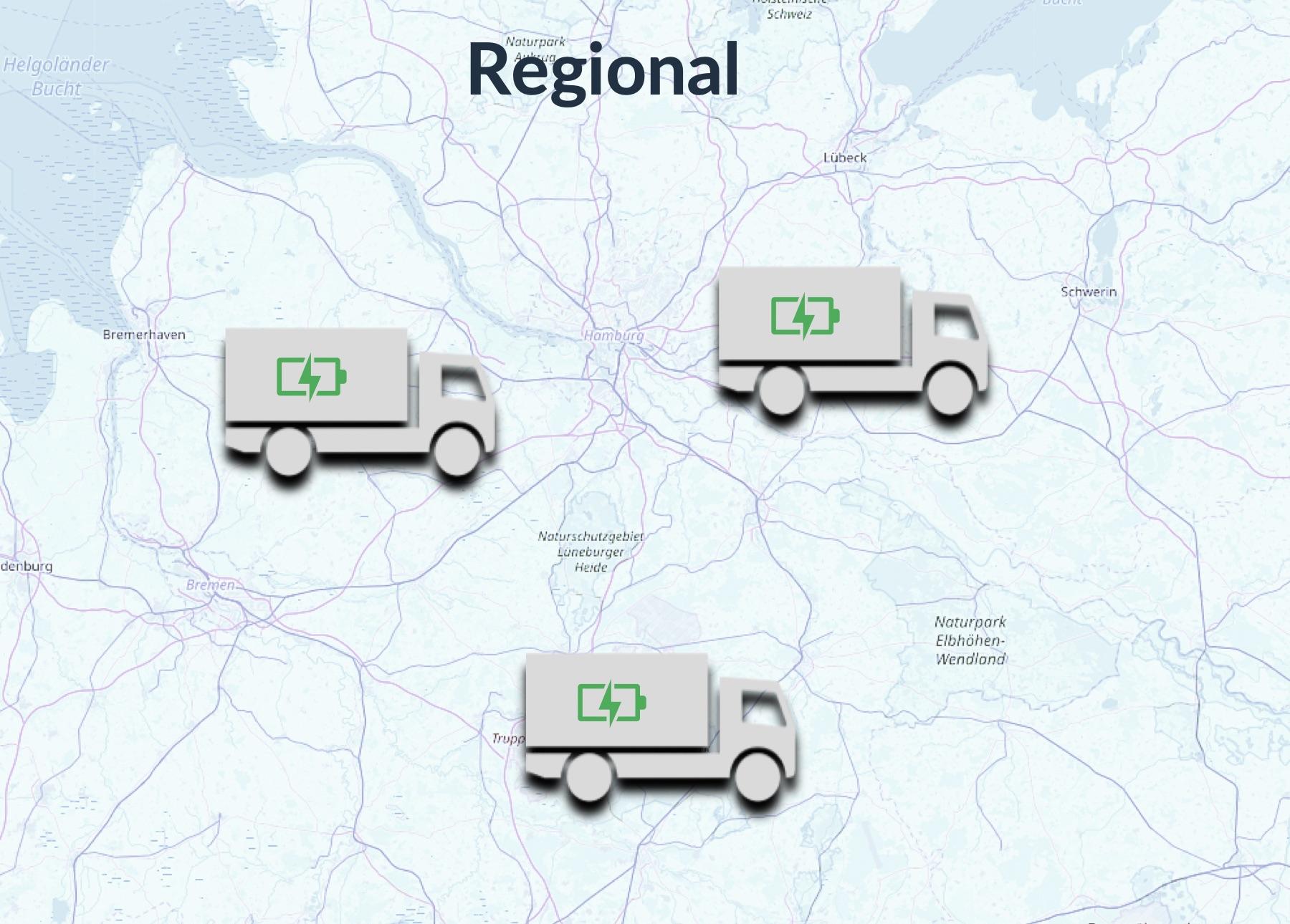 Klimafreundliche Regionalverkehre